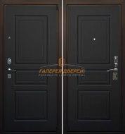 Металлическая дверь Кондор М3 Люкс венге
