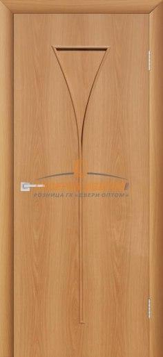 Межкомнатная дверь 4Г3 Миланский орех