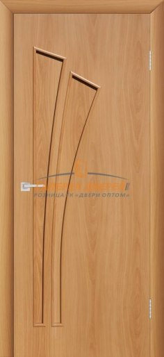 Межкомнатная дверь 4Г4 Миланский орех