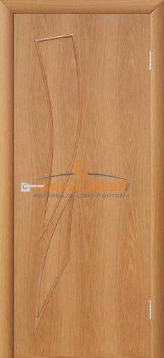 Межкомнатная дверь 4Г8 Миланский орех