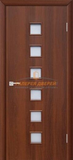 Межкомнатная дверь 4С1 Итальянский орех