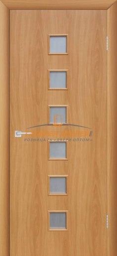 Межкомнатная дверь 4С1 Миланский орех