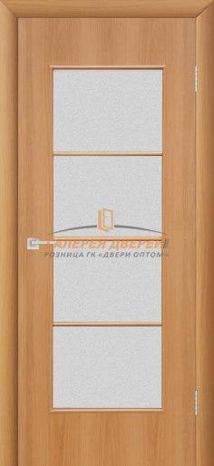 Межкомнатная дверь 4С10 Миланский орех