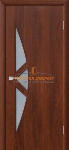 Межкомнатная дверь 4С15 Итальянский орех