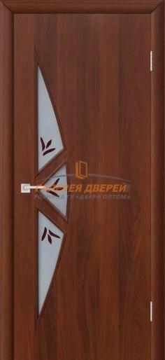 Межкомнатная дверь 4С15Ф Итальянский орех