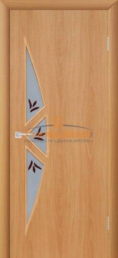 Межкомнатная дверь 4С15Ф Миланский орех