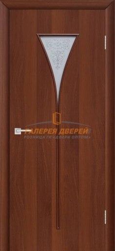 Межкомнатная дверь 4С3 Итальянский орех