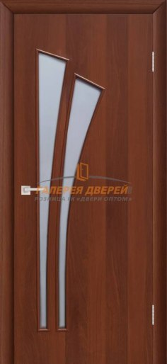 Межкомнатная дверь 4С4 Итальянский орех