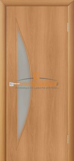 Межкомнатная дверь 4С5 Миланский орех