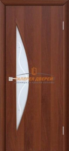 Межкомнатная дверь 4С5Ф Итальянский орех