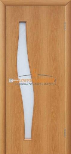 Межкомнатная дверь 4С6 Миланский орех