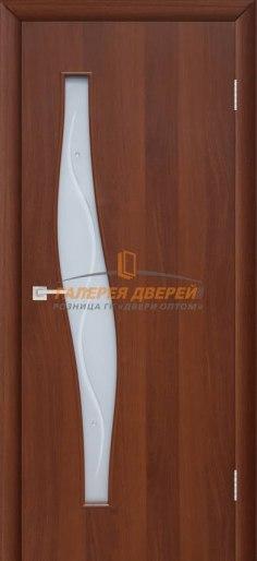 Межкомнатная дверь 4С6Ф Итальянский орех