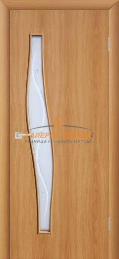Межкомнатная дверь 4С6Ф Миланский орех