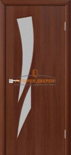 Межкомнатная дверь 4С8 Итальянский орех