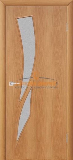 Межкомнатная дверь 4С8 Миланский орех