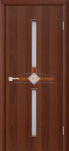 Межкомнатная дверь 4С9 Итальянский орех