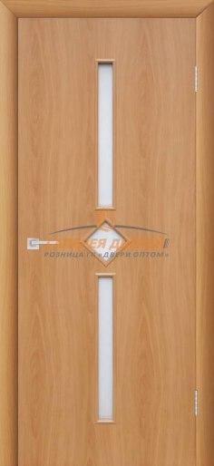 Межкомнатная дверь 4С9 Миланский орех