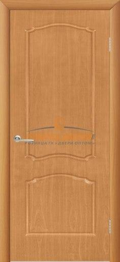 Межкомнатная дверь Альфа ПГ Миланский орех