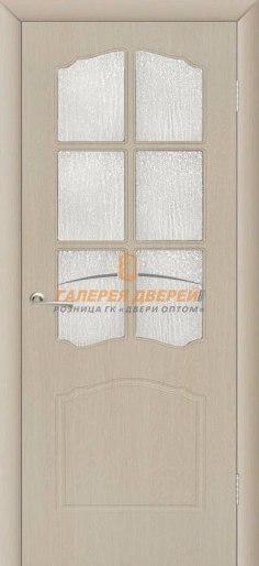 Межкомнатная дверь Альфа ПО Крем