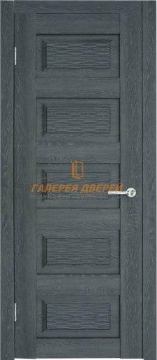 Дверь Аllure А-2/3Д ПГ Филадельфия графит (с 3D-панелью)