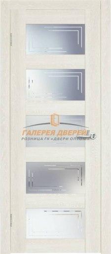 Дверь Аllure А-3 ПО Филадельфия крем