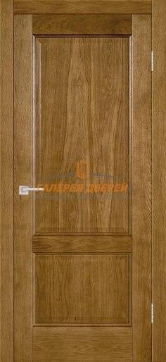 Межкомнатная дверь Бристоль Дуб натуральный ПГ