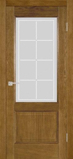 Межкомнатная дверь Бристоль Дуб натуральный ПО