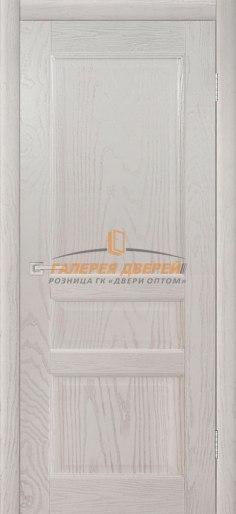 Межкомнатная дверь Честер ПГ Эмаль белая полузалитая