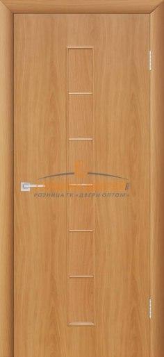Межкомнатная дверь 4Г2 Миланский орех