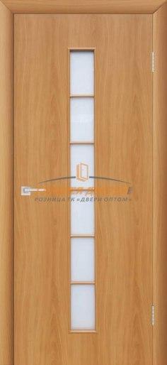 Межкомнатная дверь 4С2 Миланский орех
