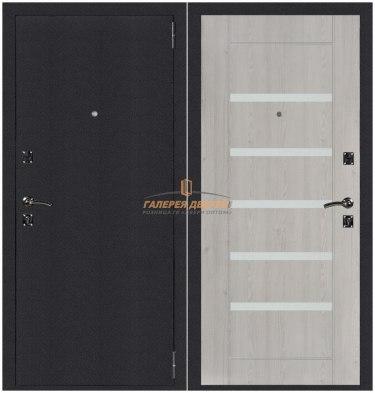 Металлическая дверь Атлант Техно сосна прованс