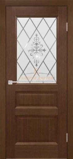 Межкомнатная дверь Честер ПО Орех