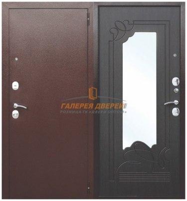 Металлическая дверь Ампир Венге