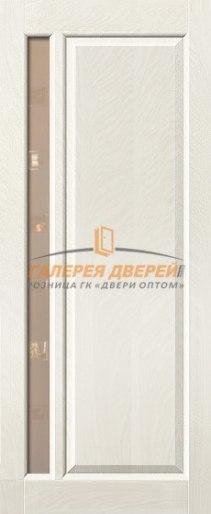 Межкомнатная дверь Фаворит-1 ПО Беленый дуб