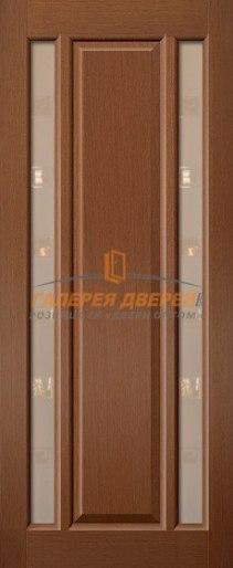 Межкомнатная дверь Фаворит-2 ПО Вишня