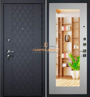 Входная дверь Гарда S18 с зеркалом