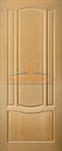 Межкомнатная дверь Глория ПГ Светлый орех