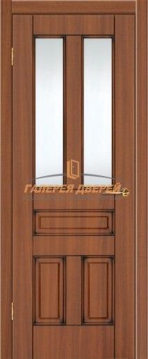 Межкомнатная дверь К-6 ПО Каштан