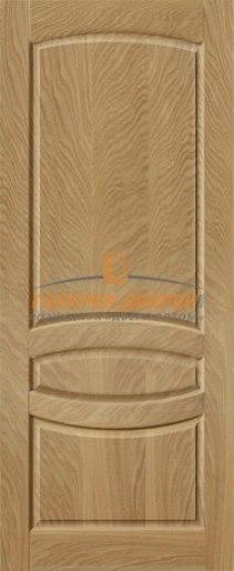 Межкомнатная дверь Лагуна ПГ Светлый дуб