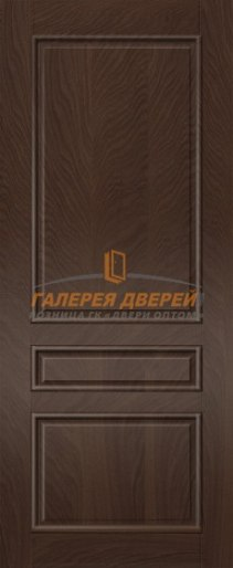 Межкомнатная дверь Палермо ПГ Мореный дуб