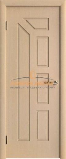 Межкомнатная дверь Александра ПГ Клен