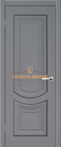 Межкомнатная дверь GR-06 ПГ Графит