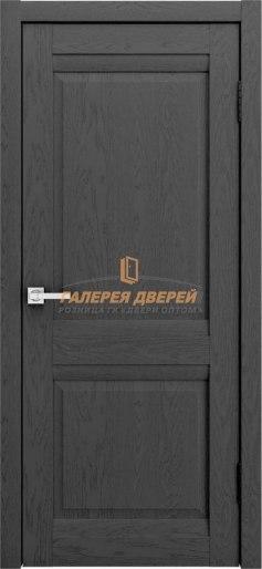 Межкомнатная дверь Шарм ПГ Софт тач графит