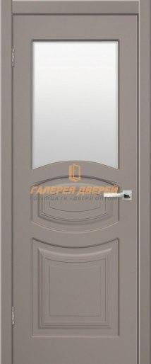 Межкомнатная дверь GR-04 ПО Кофе софт