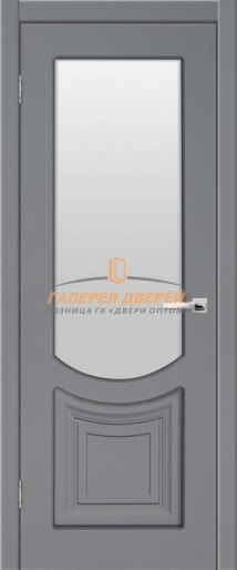 Межкомнатная дверь GR-06 ПО Графит