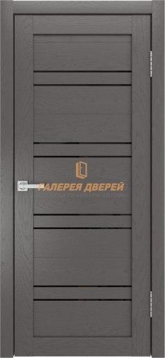 Межкомнатная дверь Кантри ПО Софт тач графит