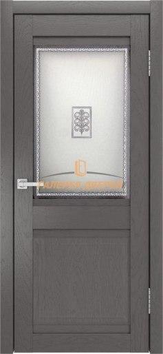 Межкомнатная дверь Шарм ПО Софт тач графит