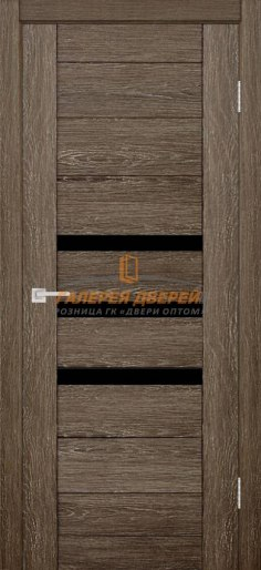 Межкомнатная дверь Темпо 15 Велюр шале