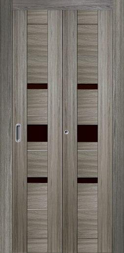 Дверь Джаз Грей складная