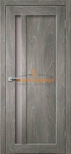 Дверь Эко 1 ПО Шале серый